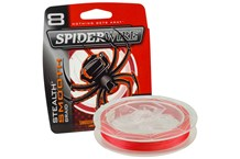 Spiderwire Smooth Red
