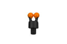FOX Black Label Coloured Ball Clips