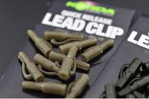 Korda Quick Release Lead Clips