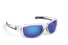 Fox Sunglasses Trans Mirror Blue