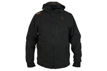 Fox Collection Windblocker Black/Orange Jacke