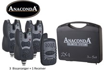 Anaconda ZX-1 3er Set