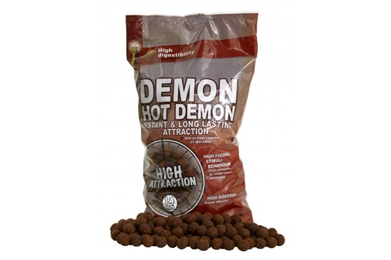 Starbaits Boilies Concept Demon Hot Demon 2,5kg 14mm